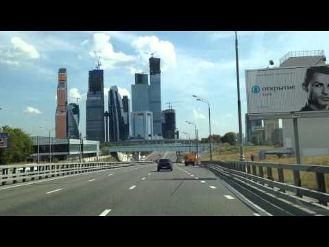 ММДЦ Москва Сити (Business center Moscow City) - 07.2014