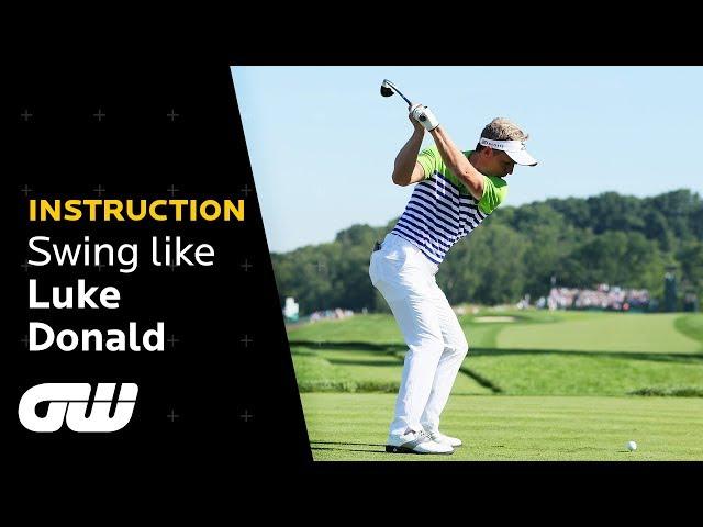 GW Swing Analysis: Luke Donald