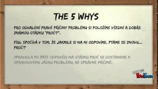 The 5 WHYs!