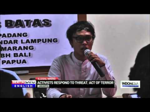 Anti-Mining Activists Condemn Action Against Demonstrators
