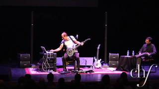 Adrian Belew performs Drive (guitar solo) - Pt 1/3
