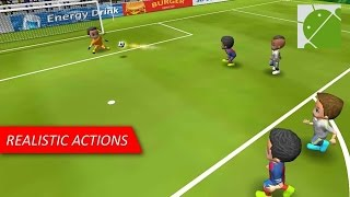 Mobile Soccer League - Android Gameplay HD