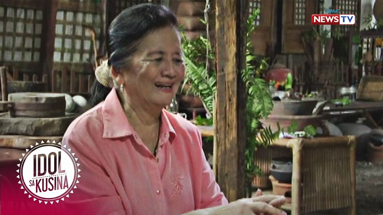 "Idol sa Kusina: Meet the real ""idol sa kusina,""  Atching Lillian L. Borromeo"