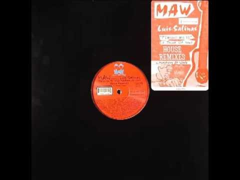 MAW&Louis Salinas - Pienso En Ti (DJ SGZ Bootleg) Masters At Work