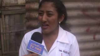 Tv Oro Noticias - Campaña de Vacunacion contra la Influenza barrio 20 de enero - 16-01-2017