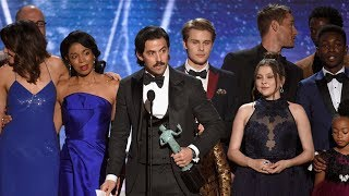 Sterling K. Brown & This Is Us win big at the #SAGAwards [Full Speeches]