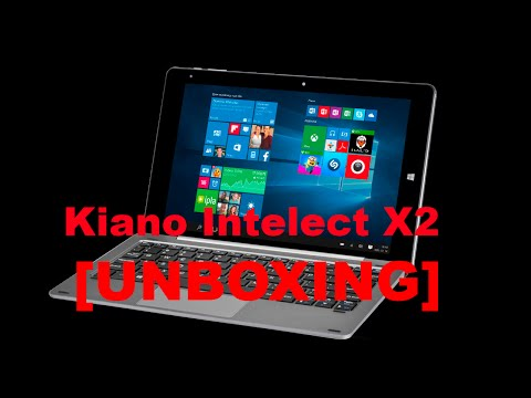 Unboxing Kiano Intelect X2 HD PL