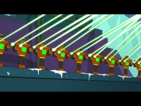 Futurama Benders Game [Funny Part2]