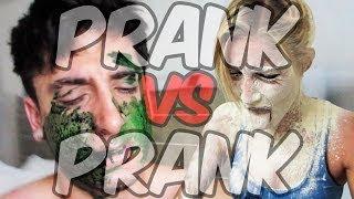 COUPLE PRANK WAR! - Official PrankvsPrank Trailer