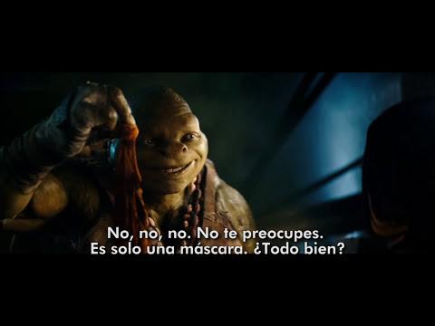 Teenage Mutant Ninja Turtles (Tortugas Ninja) Tráiler En Español, HD