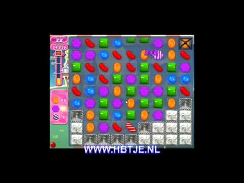 Candy Crush Saga level 141 to 155