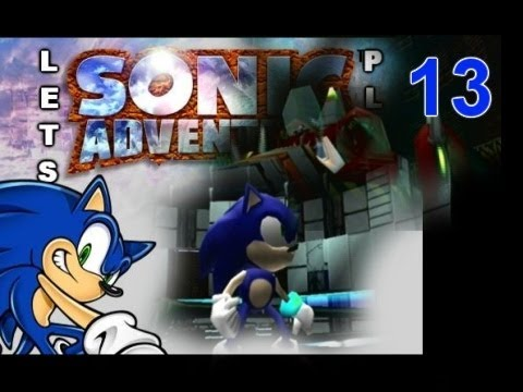 Let's Play Sonic Adventure /// Part 13: