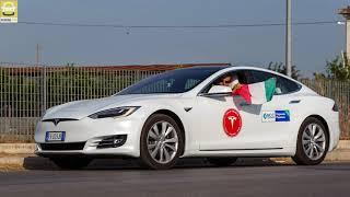 Самолет ВРЕЗАЛСЯ в авто, The Grand Tour под УГРОЗОЙ, Tesla - 1000 км без подзарядки - VN e120