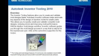Autodesk Inventor Tooling Tutorials