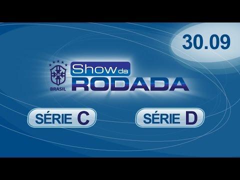 Show da Rodada | 30/09/2014 - Séries C e D