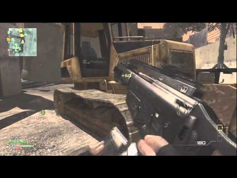 MW3: 40 Kills in Kill Confimed on Hardhat + Learning Spawns