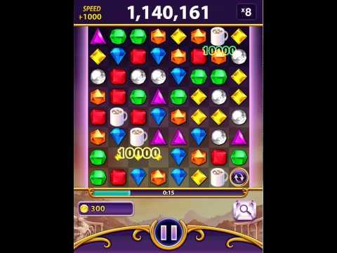 Bejeweled Blitz, Hot Cocoa 2,006,350 on iPad