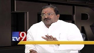 BJP Somu Veerraju in Encounter With Murali Krishna