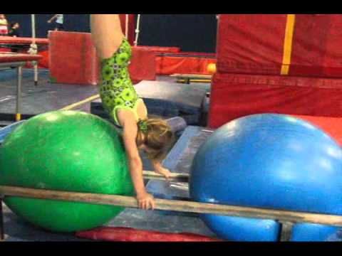 September 1, 2011 Physio ball bounce h-stands.wmv