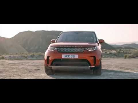 2018 Land Rover Discovery - Part 2