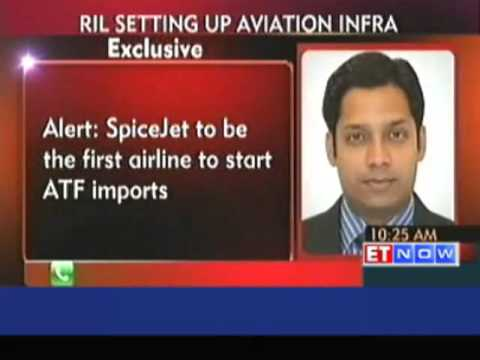 RIL To Build Infrastructure For Spicejet's ATF Import
