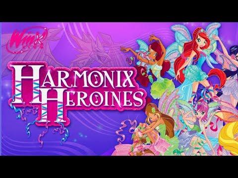 активная игра винкс миссия гармоникс все основные функции