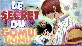 ONE PIECE THEORIE | LE SECRET DU GOMU GOMU - SHANKS ET LE DESTIN DES D. !