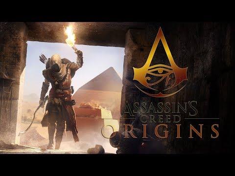 Прохождение Assassins Creed: Истоки Часть 8 - Дополнительные Квесты  | Life STREAM🎮