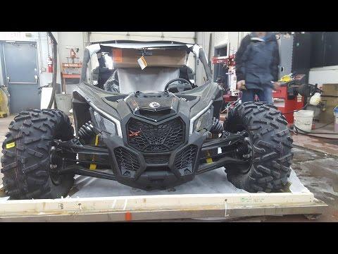 Ostacruiser Maverick X3 Xrs Build