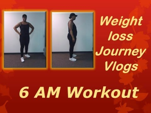 6 AM Workout - Jogging and Weight loss Journey Vlog- Removing Belly Fat