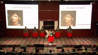 Minds Without Fear-A Dance Performance: Aparna Nagesh at TEDxHindustanUniversity