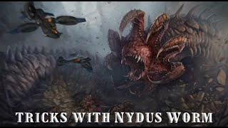 StarCraft II  - Attack Nydus Worm vs Dark Templar - sEBARu vs Immortal 2