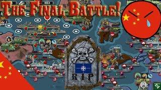 World Conqueror 3 Alpha War Mod | CCP Campaign #10; Capture Australia, China Puts NATO To Rest!