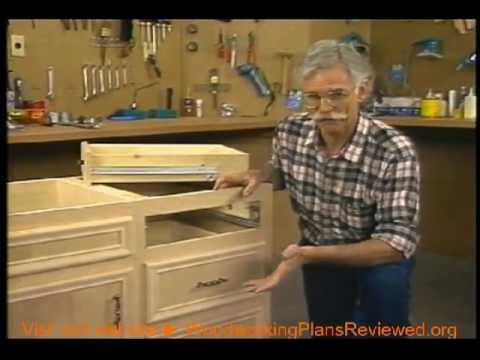 How to Build Kitchen Cabinets from Scratch