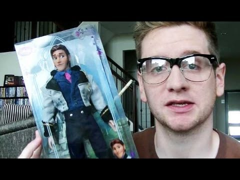 DISNEY FROZEN HANS DOLL REVIEW