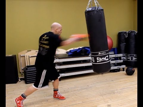 Beginner Heavy Bag Workout Concepts Image 1