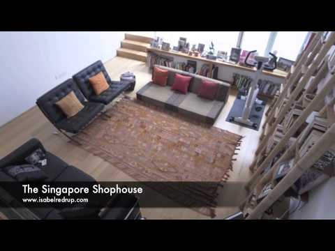 The Singapore Shophouse - www.isabelredrup.com