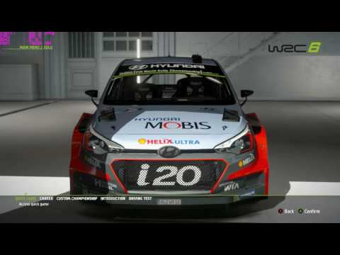WRC 6: Test i5/RX 470 4gb Very High graphics game PC