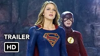 The Best Superhero Shows Are on The CW Trailer (HD)