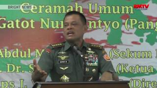 Panglima TNI Butuh Muhammadiyah Tangkal Kekuatan Luar