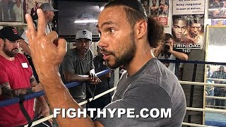 """KEITH THURMAN EXPLAINS ERROL SPENCE """"CHESS BOARD"""" OPTION & 2020 """"GET IT WHEN YOU GET IT"""" PLAN"""