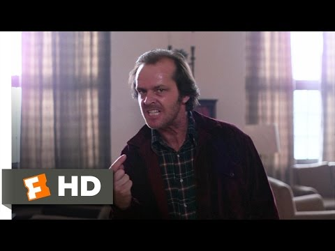 The Shining 3 7 Movie Clip Are You Concerned About ...