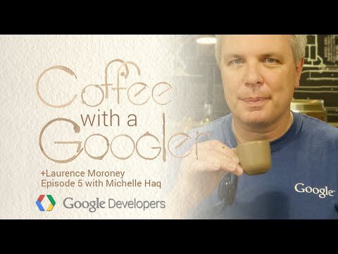 Coffee with a Googler: Chat with Michelle Haq about the Google Fit platform