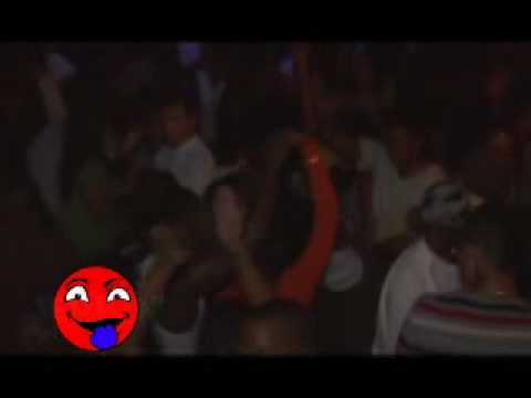 Old School Mann & YG Performing at Twans BDay Party