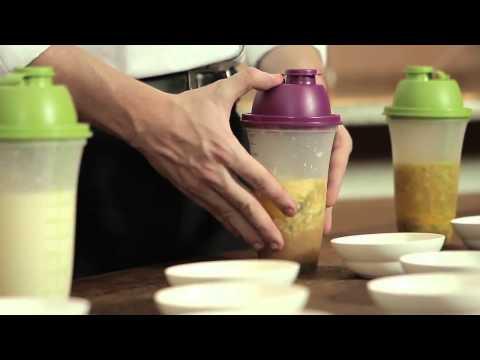 Tupperware Quick Shake Dicas de Receitas Faceis e Praticas