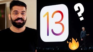 Top 13 Features of iOS 13 #WWDC19 Latest iOS 13 Updates 🔥🔥🔥