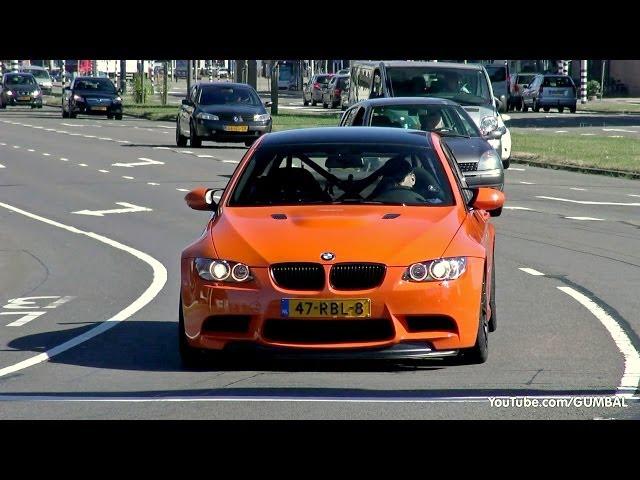BMW M3 GTS w/ Akrapovic Exhaust System!