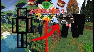 //LOS TROLLEAMOS SIENDO INVISIBLES Y CON HACKS // Zanerland 2 Ep:4 Serie Troll 1.10