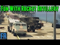 FailRace Gta 5 Challenge - Fun With Rocket Artillery
