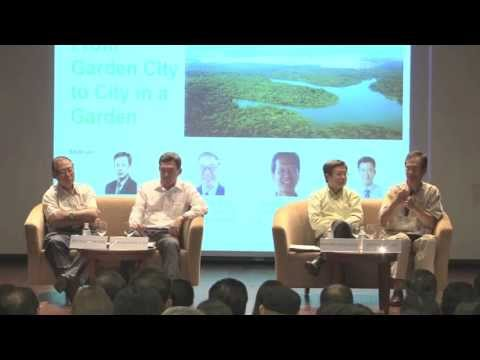 CLC Lecture Series: Insights to the Nature Society's vision of a green Singapore
